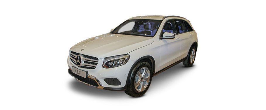 Mercedes-benz Glc 2017 200