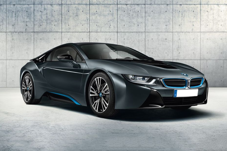 Bmw I8 2017 EDrive