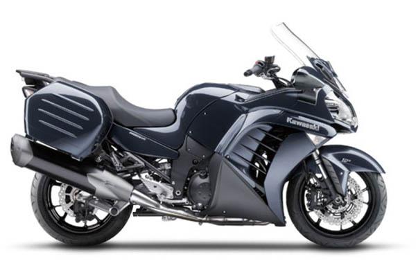 Kawasaki 1400 GTR ABS