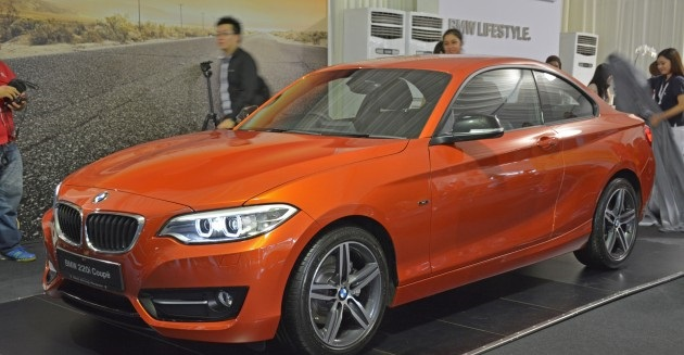 Bmw 2 Series Coupe 2017 220i