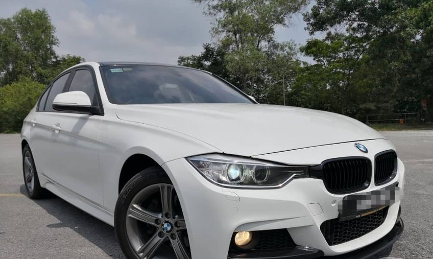 Bmw 3 Series Gt 2016 320d Gran Turismo Luxury (CKD)