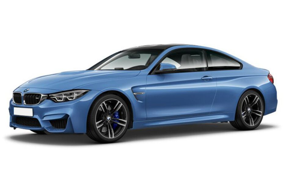 Bmw M4 Coupe 2017 M4 DCT
