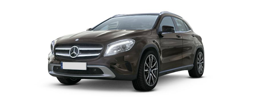 Mercedes-benz Amg Gla 2017 GLA 45 4MATIC