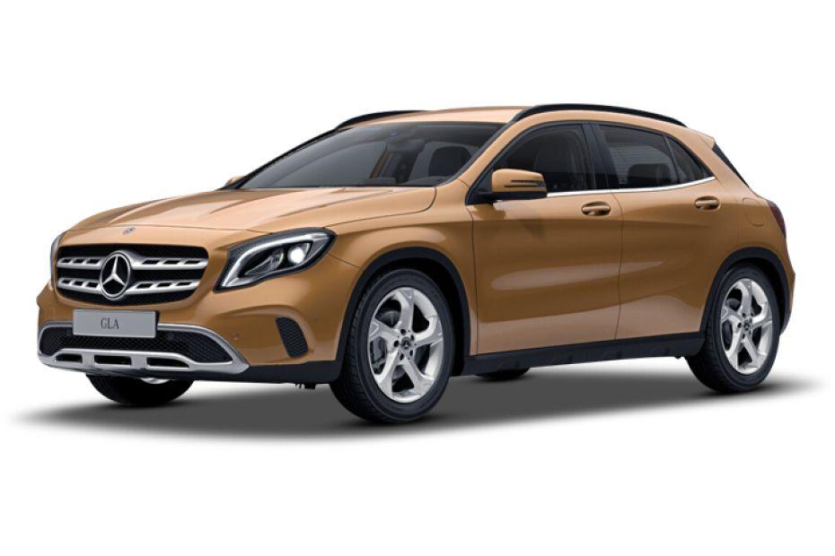 Mercedes-benz Gla 2017 GLA 200 Urban Line