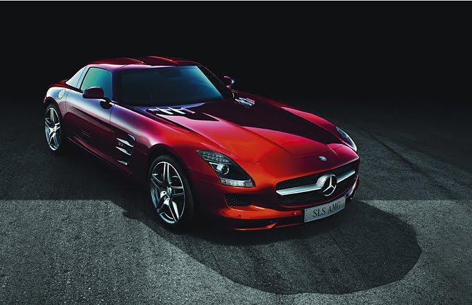 Mercedes-benz Sls Amg 2014 Sls Amg Coupe