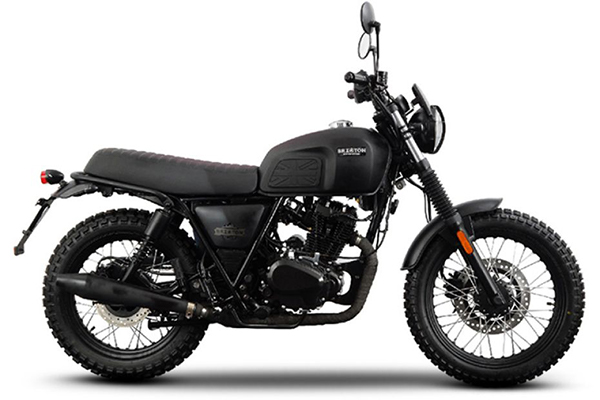 Brixton BX 150 X